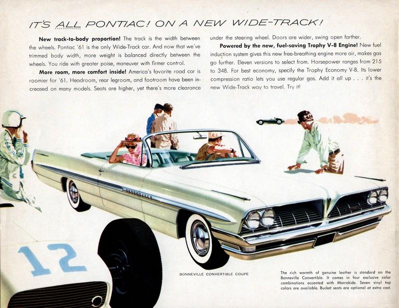 1961 Pontiac Radio